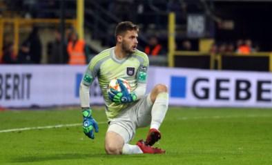 Anderlecht-keeper Didillon kiest voor Racing Genk