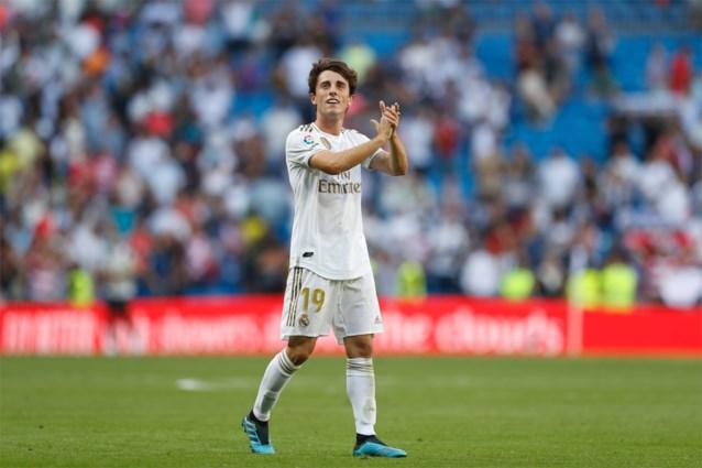 Bayern München huurt Alvaro Odriozola van Real Madrid