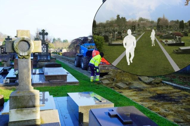 Begraafplaats Gentbrugge krijgt groene facelift van 1 miljoen euro