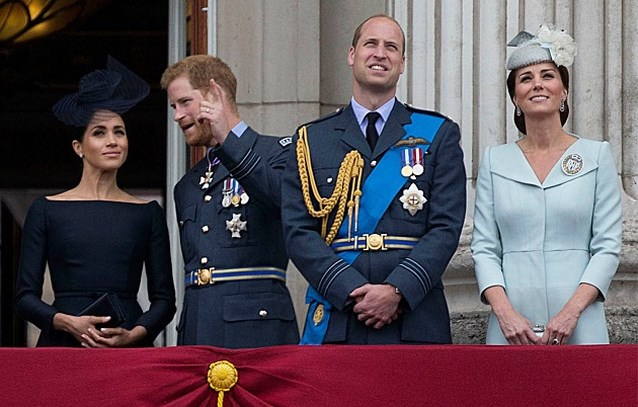 Harry en Meghan zijn William en Kate voorbij op Instagram