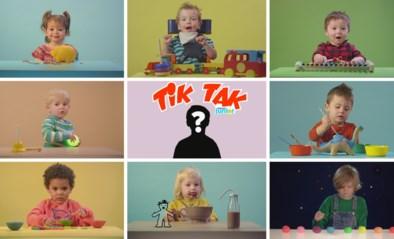 'Tik Tak' internationaal verkocht en op zoek naar nieuwe kindjes