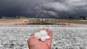 Luchthaven van Australische hoofdstad Canberra gesloten als gevolg van bosbranden