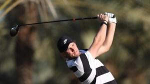 Golfer Thomas Pieters zet beste openingsronde neer in Dubai