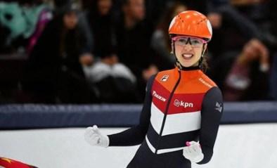 """Nederland smult van Suzanne Schulting, de 22-jarige koningin van het shorttrack: """"Ik geniet ervan als iedereen naar mij kijkt"""""""