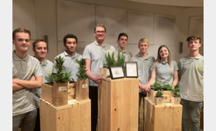 Studenten Sint-Vincentius starten SevenWoodz op