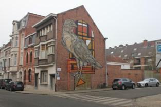 Graffitivalk zit in selectie van de beste Belgische street art van 2019