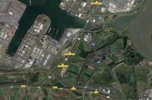 Volgende week zes nachten hinder op Antwerpse Ring in Waaslandhaven