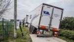 Enkele dagen na petitie tegen zwaar verkeer raakt opnieuw vrachtwagen vast