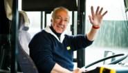 """Fons (69) gaat tweede keer met pensioen als buschauffeur: """"En ik blijf beschikbaar om nog eens in te springen"""""""