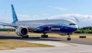Boeing stelt eerste testvlucht van nieuw langeafstandsvliegtuig uit wegens slecht weer