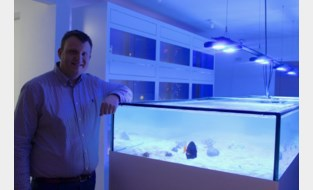 Nieuwe winkel voor liefhebbers van aquariums