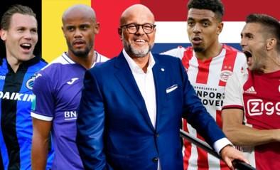 Belgische clubs al positiever na nieuwe bijeenkomst: BeNe Liga rekent op 400 miljoen euro