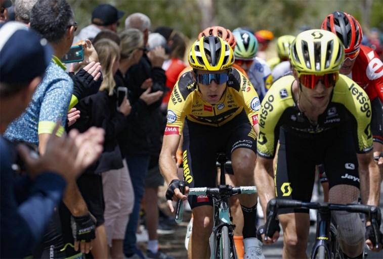 "Richie Porte steekt hand uit naar eindzege in Tour Down Under, Devenyns (13de): ""Ik ben tevreden"""