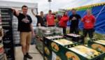 Weerdse bierbeesten strikken Kreuners en Guy Swinnen
