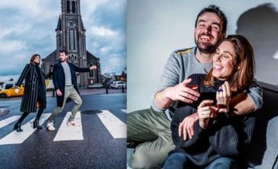 """Tv-maker Joris Hessels (39) bouwt een nieuw leven op met vriendin Evelien (34): """"Af en toe denk ik: dit halen we nooit"""""""
