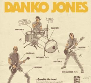 WIN 3 tickets voor Danko Jones