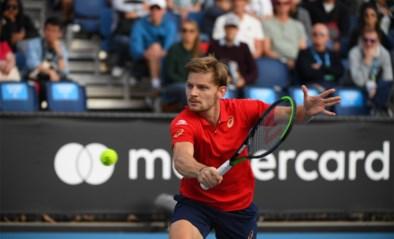 David Goffin overleeft inzinking tegen Herbert en zwoegt zich in vijf sets naar derde ronde Australian Open