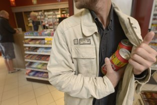 Politie rijdt Nederlandse winkeldief klem