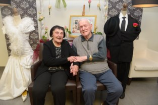 Zeventig jaar na hun eerste dans zijn Helena en Georges nog altijd samen