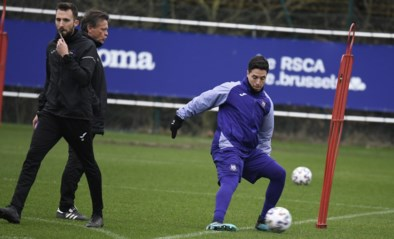 """Frank Vercauteren ziet Nasri weer uitvallen bij Anderlecht: """"Of ik me hier nog amuseer? Twijfel je daaraan misschien?"""""""