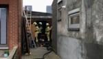 Brand vernielt werkhuis van man die net naar werk was vertrokken