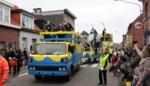 Carnavalsstoet trekt opnieuw door Kapellen