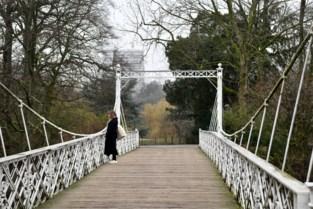"""Stadspark wordt in oude glorie hersteld: """"Dan kunnen we weer wandelen over een van de mooiste bruggen van Antwerpen"""""""