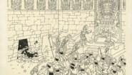 Kuifje en de peperdure tekening