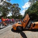 Het huwelijk tussen Bahrain-Merida en automerk McLaren is allang geen uitzondering meer in het peloton.