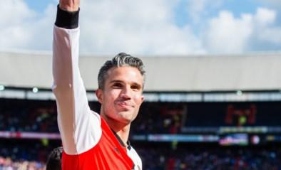 Vincent Kompany wou Robin van Persie comeback laten maken bij Anderlecht