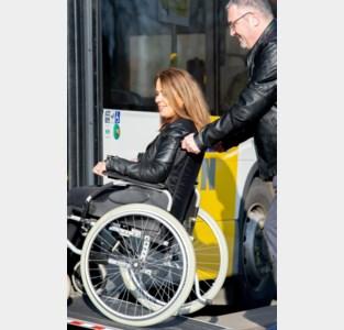 De Lijn schaft reservatieplicht rolstoelgebruikers af