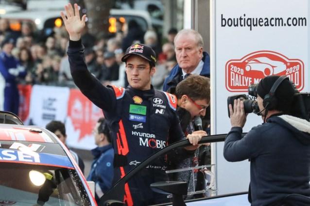 "Thierry Neuville start met kanontijd op WK rally in Monte Carlo: ""Alles viel mooi op z'n plaats"""