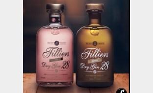 Deze gin is pas sinds 2012 op de markt en wint nu al een prestigieuze prijs