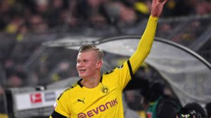 Sensatie Erling Haaland doet het weer voor Dortmund: twee goals als invaller tegen FC Köln