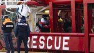 92 migranten gered op Middellandse Zee
