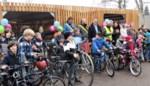 Nieuwe fietsenstalling voor school Wonderwijs