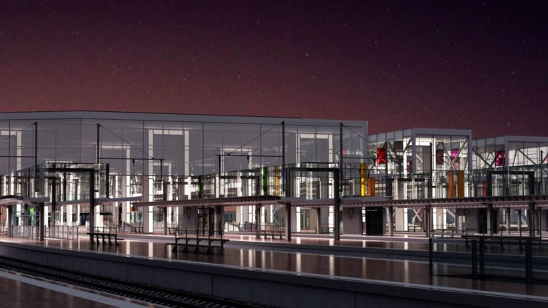 "Sint-Pietersstation krijgt overdekte perrons en ""grootste fietsenstalling van Europa"""