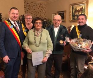 Diamanten huwelijk voor familie Reynaers uit Bunsbeek