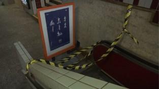 Jongen (12) klem in verloederde roltrap aan station van Hasselt