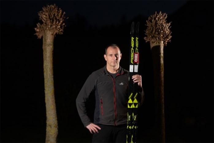 """Kankerpatiënt Bart (51) nam deel aan zwaarste langlaufwedstrijd ter wereld: """"Die ziekte betekent niet dat je niks meer kan"""""""