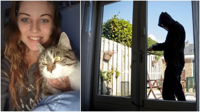 """Yentl (24) ziet katjes weglopen na inbraak: """"Ze hadden alles mogen stelen, maar sluit dan toch de deur"""""""