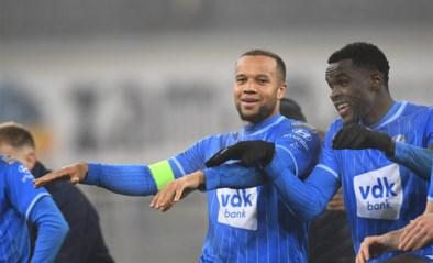 Glansrijke Gentse zege in topper tegen RC Genk