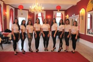 Misskandidaten verblijven een week in Sint-Niklaas