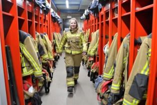 Lovely Palinckx is eerste en jongste brandweervrouw in Kapels korps