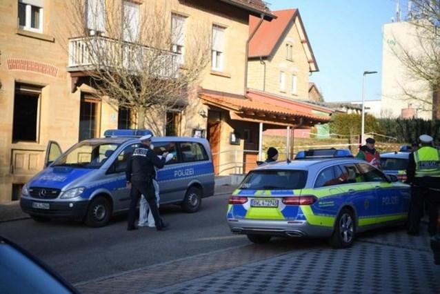 Jonge Duitser doodde zes familieleden tijdens discussie over erfenis