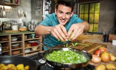 Loïc goes classic in nieuw seizoen 'Zot van koken'