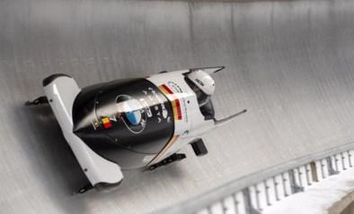 WB bobslee: An Vannieuwenhuyse en Sara Aerts eindigen in Königssee als zevende