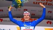 Jasper Philipsen (5de) zeker van puntentrui Tour Down Under: