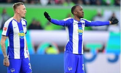 Dodi Lukabakio bezorgt Hertha de zege tegen Wolfsburg van Casteels