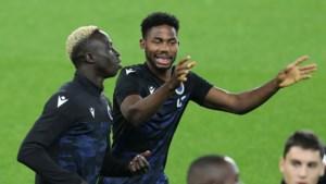 Nog geen Dennis en Diatta in selectie van Club Brugge, opnieuw geen plaats voor Jelle Vossen